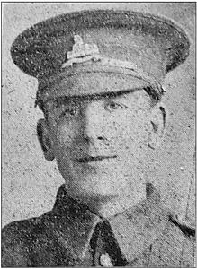 Private Albert Crompton
