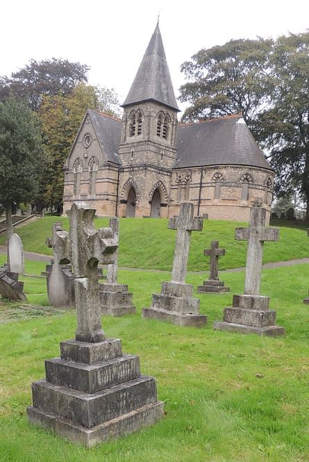 Lance Cpl. George Robert Ingle's headstone before restoration
