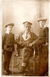 Private Walter Baines