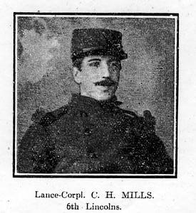 Lance Cpl. Mills