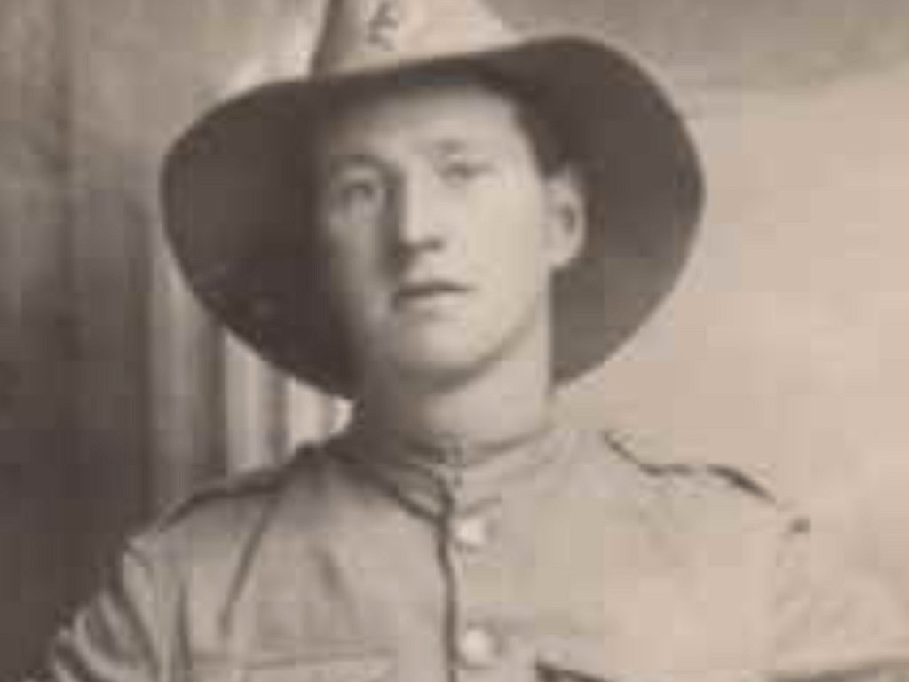 Cpl. Frederick Irving